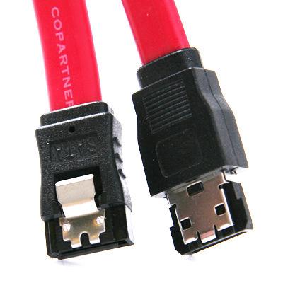 Free shipping Sata To Esata External Shielded Cable Cord HDD Data Hard Drive Transfer Computer