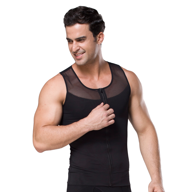 Top Quanlity Man's MODAL pure color seamless underwear clothing close-fitting undershirt