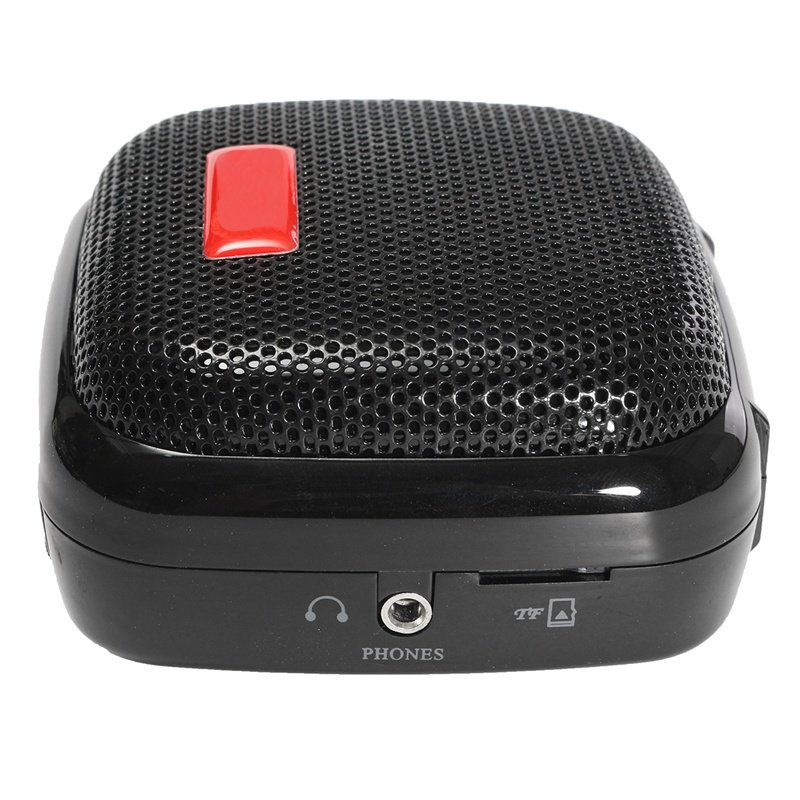 Top Quality Portable RB-809 25W Voice Booster PA Amplifier Speaker Loudspeaker For Teachers(China (Mainland))