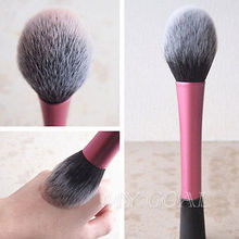 Fibre Cosmetic Techniques Powder Blush Mineral Foundation Makeup Brushes Stipple