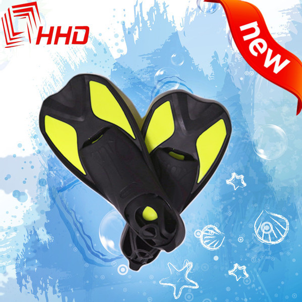 Top sale scuba diving flippers for scuba swimming,long dive fins, flippers snorkeling equipment(China (Mainland))