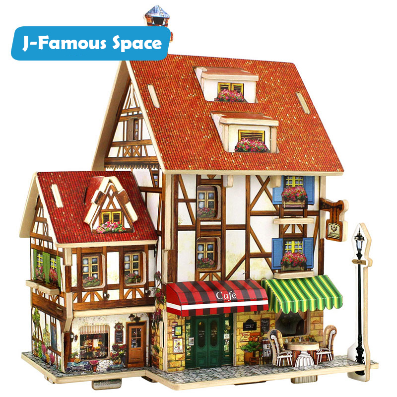 Forge World Brinquedos Japan Dollhouse Miniature Style
