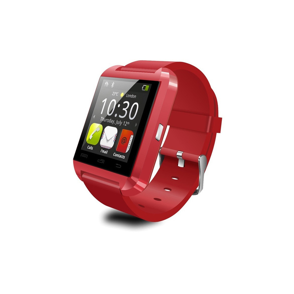 2016 cheapest Bluetooth Smart Watch WristWatch U8 U Watch for Samsung HTC Huawei LG Xiaomi Android Phone Support Call Message(China (Mainland))