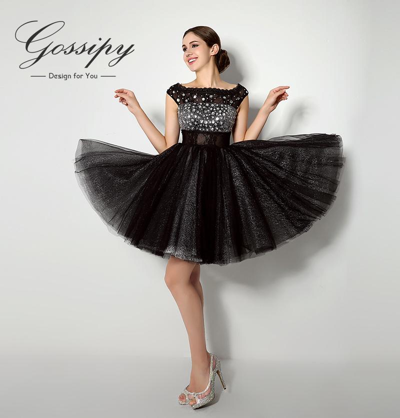 Vijiv 1920s Short Prom Dresses V Neck Inspired Sequins
