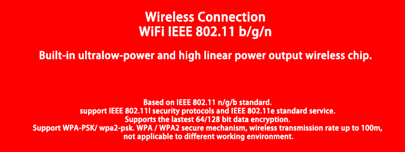 HT-SCA12 Wifi IP Camera 8