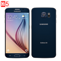 Samsung Galaxy S6 G920F Original Unlocked mobile phone Octa Core 3GB RAM 32GB ROM LTE WCDMA 16MP 5.1 inch