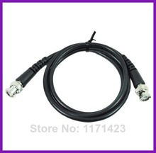 New BNC Male to BNC Male Cord RG 58C U Jumper Coaxial Cable for Scopes 1m