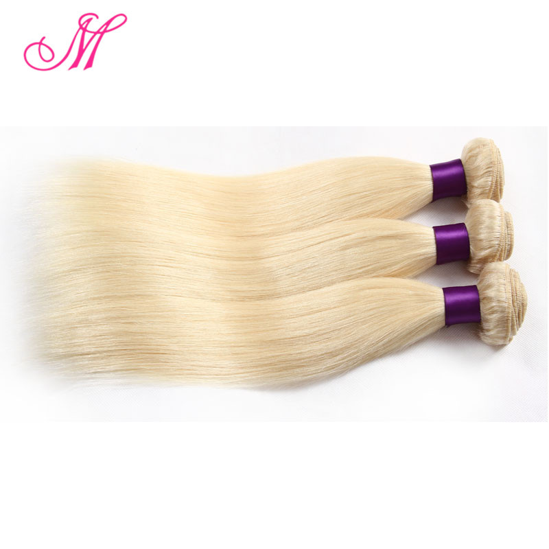 Straight Blonde Brazilian Hair 3 Bundle Honey Blonde Brazilian Hair Weave Hot Sale 7a Unprocessed Virgin Hair HC Hair Products<br><br>Aliexpress