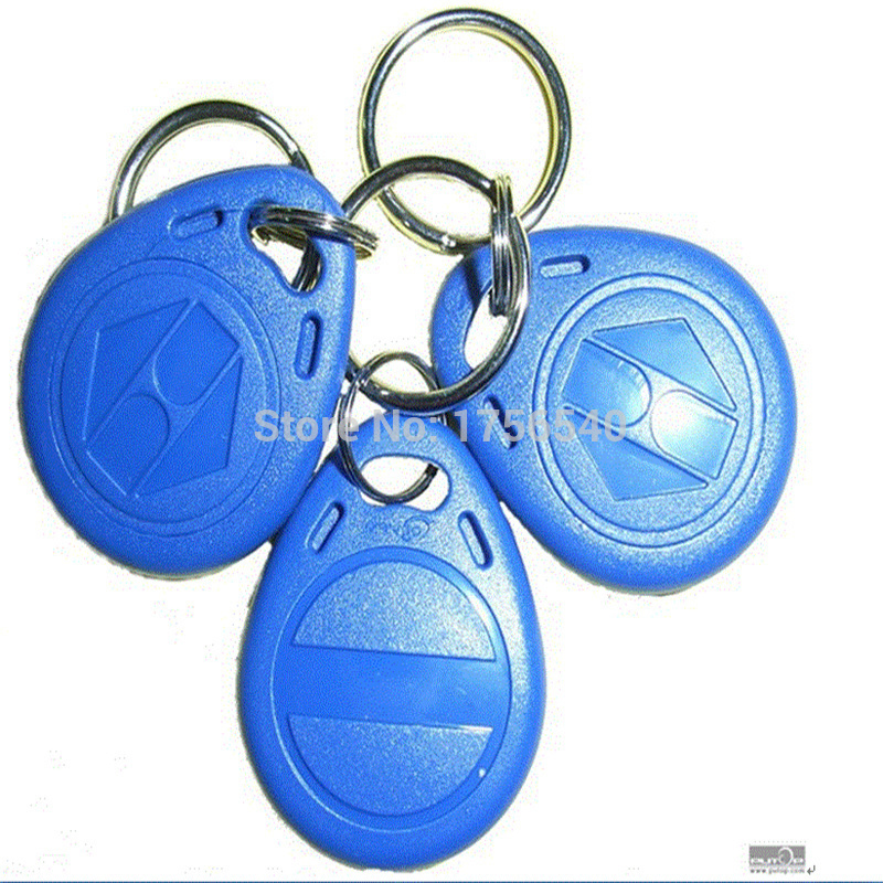 Wholesale 10 PCS SUKEY Smart IC Token Tag Key Ring Card RFID Tag 13.56MHZ for Access Control ABS Waterproof Blue(China (Mainland))