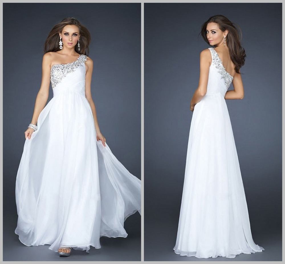 Elegant long evening dress 2014 new arrival formal dresses for Long elegant dresses for weddings