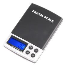 0.1 g – 1000 g / 1000 g X 0.1 g / 1000 g / 0.1 g Mini electrónico digital del bolsillo del Balance de la joyería del diamante LCD báscula envío gratis