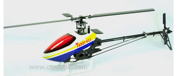 Tarot 450 Pro Kit RC Helicopter Barebone Trex 450 Clone TL20003 Flybared RC Helicopter Free Track Shipping(China (Mainland))