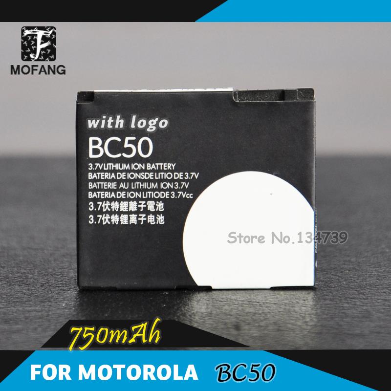 New BC50 Battery SNN5779A For Motorola RAZR V3X V8 V280 C261 L2 C261 V8 K1 V270 V257 Retail 750mah(China (Mainland))