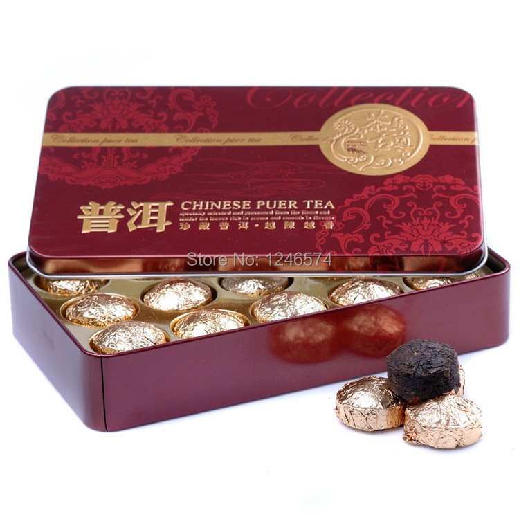 Puer Tea Pu Er Tea Classic Riped Puer Slimming Products To Lose Weight And Burn Fat