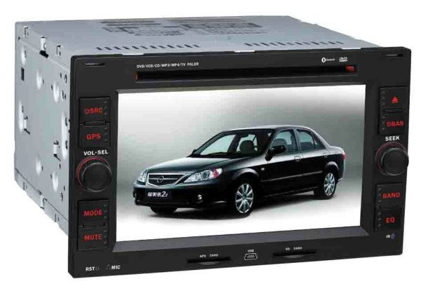 Specail Car DVD Player for HAIMA FAMILY/HAPPIM/323 with DVD/VCD/Radio/Bluetooth/TV tuner/MP4/MP3