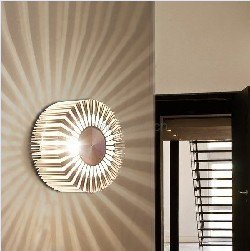 Bar Wall Light  with 1*3W Power and 110/220V AC Voltage celing wall LED light