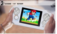 Hot Sale PMP IV Handheld Game Console Classic children handheld game Players Support MP4 MP3(China (Mainland))