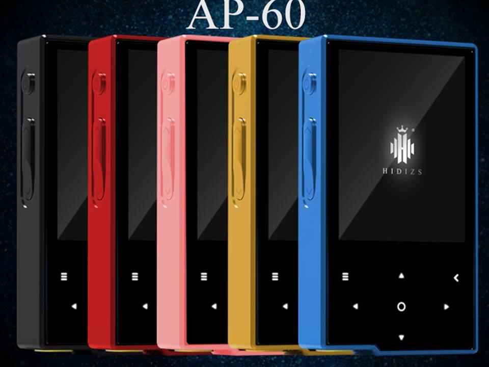 Hidizs AP60 DSD HiFi Lossless Pocket Bluetooth 4.0 Apt-x Music Player (0.06beta)