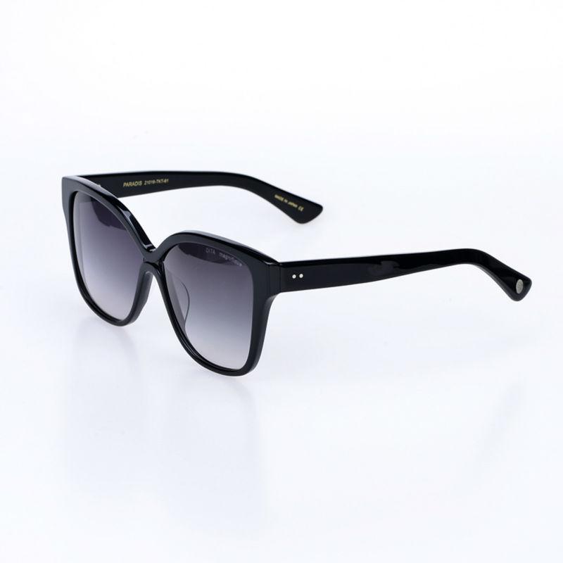 Фотография Acetate Frame Sunglasses with Logo and Original Box Luxury Brand Sunglasses for Women UV400 Protection