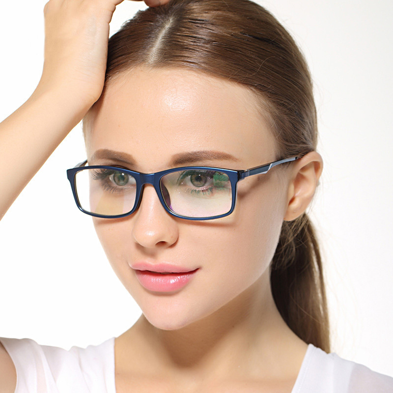 Gallery For > Blue Glasses Frames For Women
