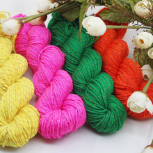 Buy Creative Natural Soft Acrylic Yarn Thick Yarn Knitting Baby Wools Crochet Yarn Weave Thread Gold Line for $1.14 in AliExpress store