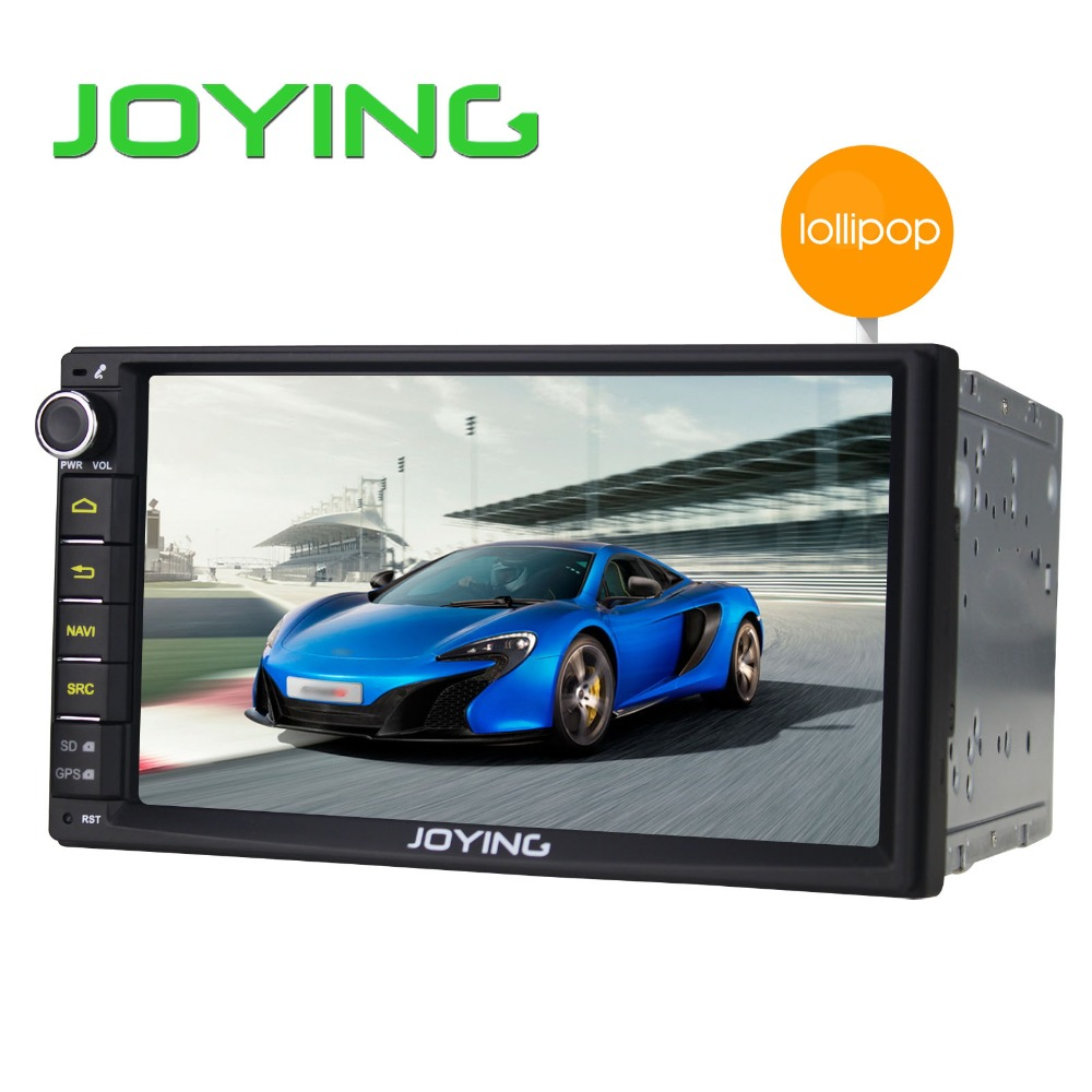 Free shipping Quad Core Android 5.1 car dvd 2din universal Car DVD Player double din Stereo GPS Navigation car radio android(China (Mainland))