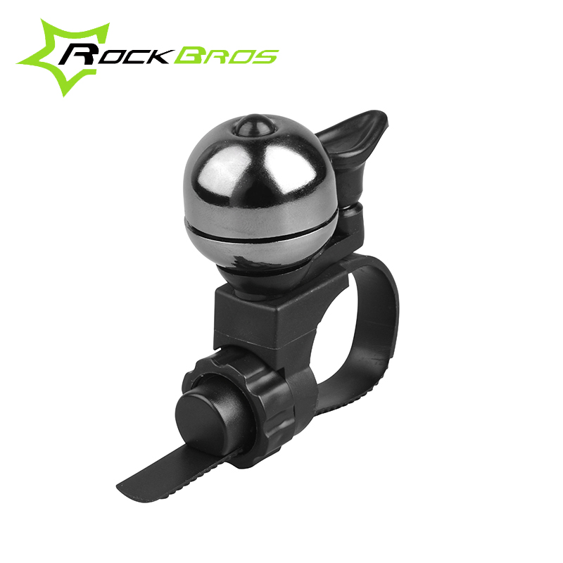 RockBros Cycling Riding Safe Security Handlebar Bell Horns Ring Crisp Ringing Mechanical Bell Bike Bicycle Ordinary Copper Bells(China (Mainland))