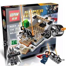 10Batman vs Superman Bela 07017 Marvel DC Comics Clash Heroes DIY Building Blocks Minifigures Compatible Lego - Baby Rhythm store