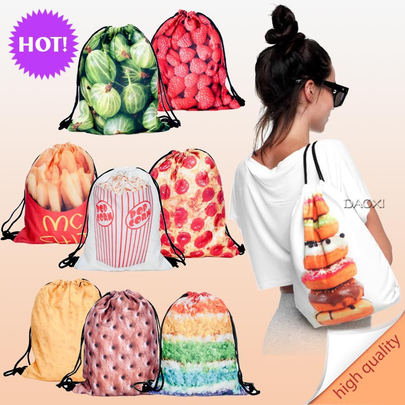 Backpacks Fast food(China (Mainland))