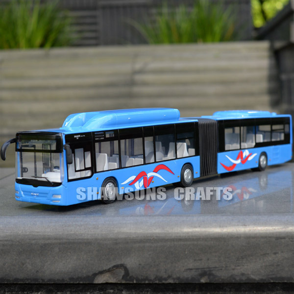 1:43 BUS MODEL TOY MAN CITY EXPRESS HINGED BUS REPLICA BIG BY JOY CITY(China (Mainland))