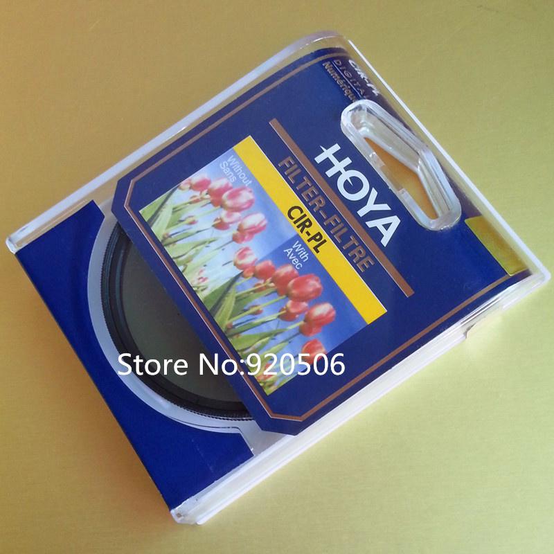 New Hoya 82mm Slim CPL Circular Polarizing / Polarizer CIR-PL Lens Filter For Pentax Canon Nikon Sony Olympus Leica Camera Lens(China (Mainland))