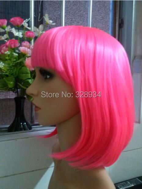 Pink Wigs Halloween Costume Pink Wigs For Halloween