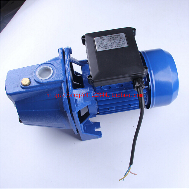 2014 free shipping 220V/50HZ JET-100S Garden jet pump 1HP(China (Mainland))