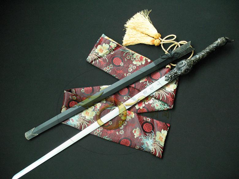 China Longquan sword dragon sword and not send shelf edge(China (Mainland))