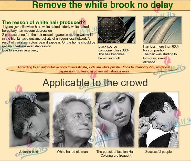 5 pcs evitar queda de cabelo essência soro crescer restauração Pilatory crescimento do cabelo essência genuína