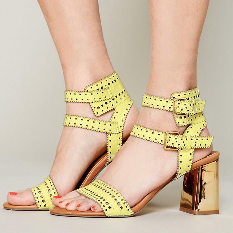Popular Unique Platform Chunky Heels-Buy Cheap Unique Platform ...