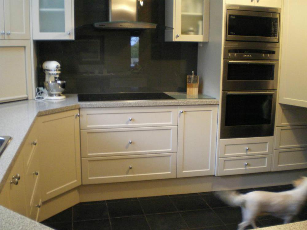 Blanc bois massif meubles de cuisine free design china for Grossiste chinois meuble