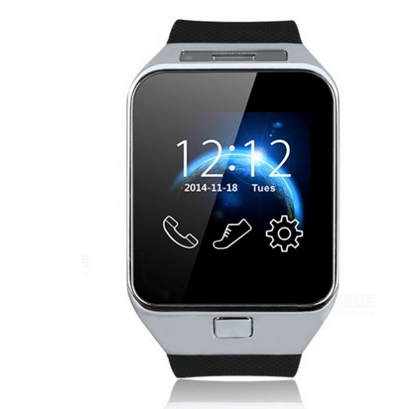 New Bluetooth Smart cell phone Watch Support SIM Bracelet Smartwatch for Android Phone <font><b>Samsung</b></font> <font><b>gear</b></font> Note <font><b>2</b></font> HTC