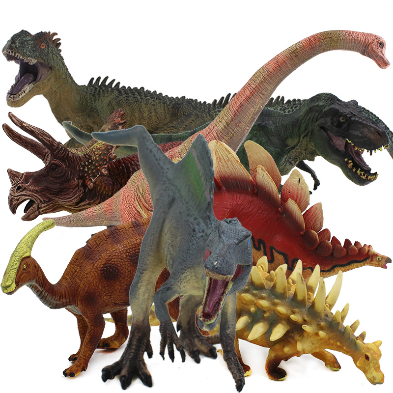 Lamwin Realistic Middle Size Jurassic Dinosaur Model Action Figures Plastic Collection Dragon Toys(China (Mainland))