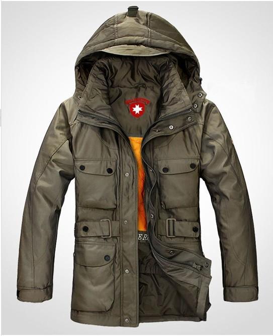 !men's long jacket ,Wellensteyn men's jacket,high quality, retail - Shenzhen NKU Electronic Co., Ltd. store