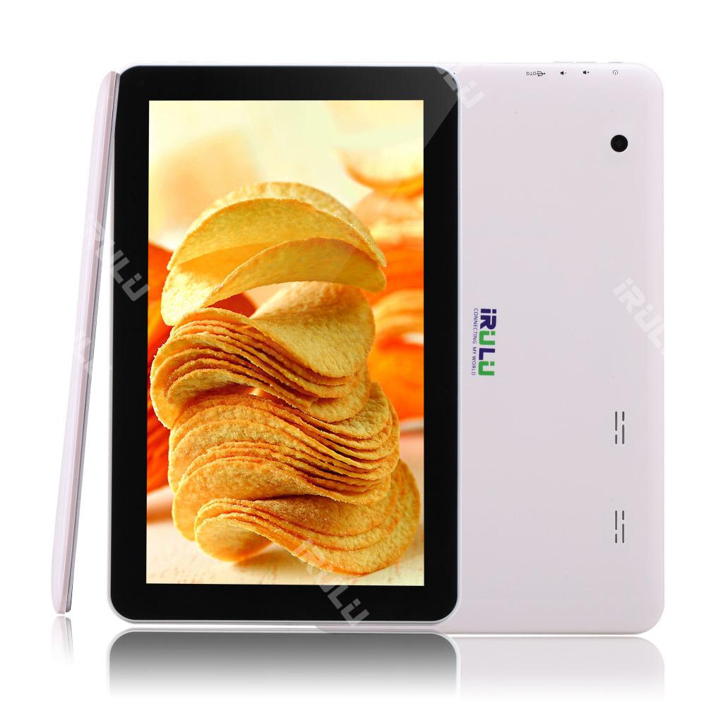 "Newly Arrival! Original iRulu X1 10.1"" Android 4.4 Tablet PC Quad Core Bluetooth3.0 GPS FM 1GB/16GB HDMI MTK8127 w/keyboard case(China (Mainland))"