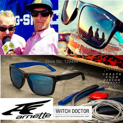 Newsight High Quality Arnette Sunglasses Men With Doctor Designer Limited Summer Sport Sun Glasses Reflective oculos de sol