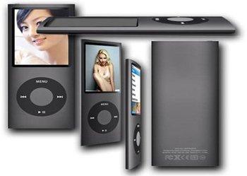 """1.8"""" LCD 4th Digita MP3 MP4 Player Video FM Radio Picture E-Book for 2GB 4GB 8GB 16GB SD TF memory Card +free shipping"""