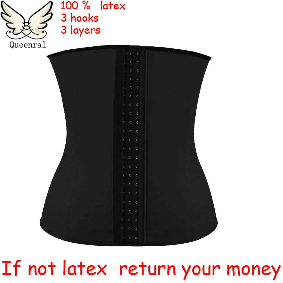 fajas fajas reductoras body shaper plus size waist training corset women slimming body shaper fajas para adelgazar waist shaper(China (Mainland))