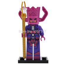 Galactus Minifigures Single Sale Building Blocks Marvel Super Heroes Sets Models Mini Figures Bricks Toys For Children