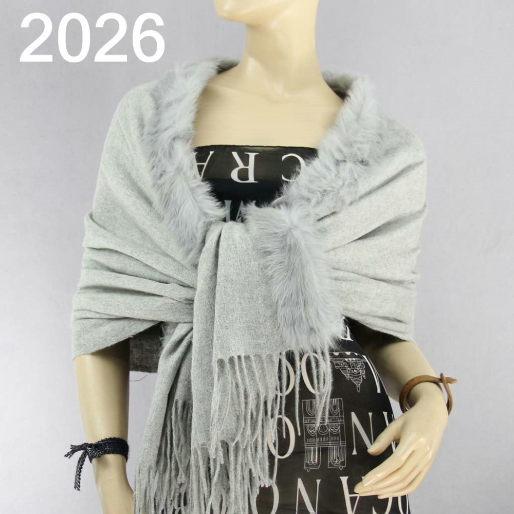 Cashmere wool Scarf_2026_2