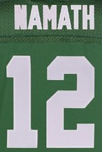 Men's 15 Brandon Marshall 22 Matt Forte 24 Darrelle Revis 12 Joe Namath 87 Eric Decker elite jerseys,White and Green,Size 40-56(China (Mainland))