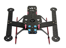 Carbon / Glass Fiber FCM250 Mini 250mm 4-Axis Quadcopter Frame Kit Unassembled DIY Personality For FPV RC Drone UAV