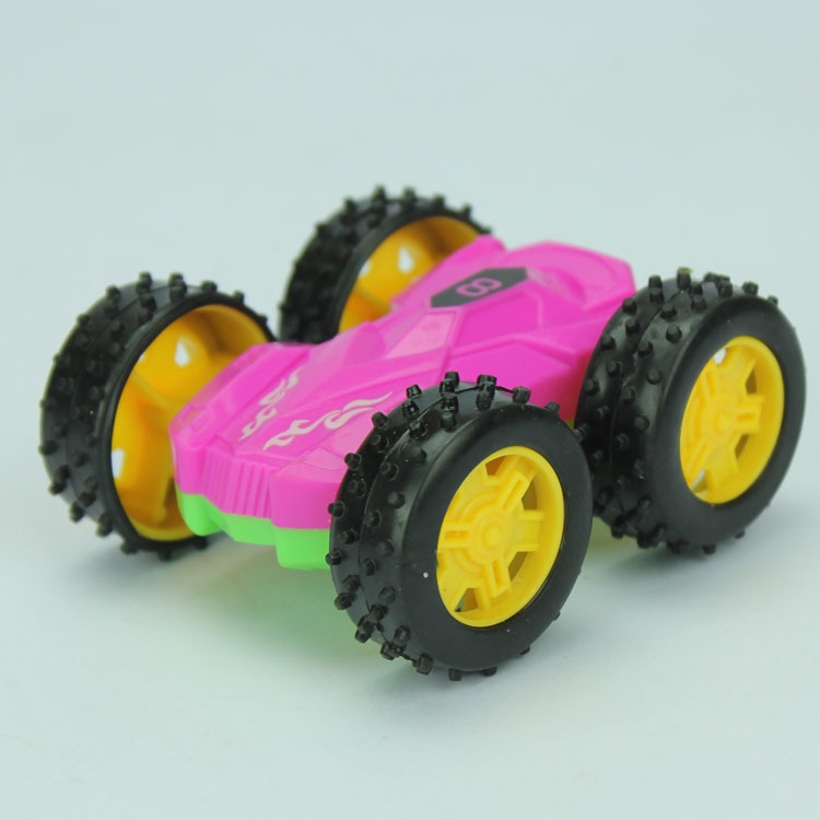 Super inertial double dumpers miniature toy car, accompany children's growth enhance the practical ability of educational toys(China (Mainland))