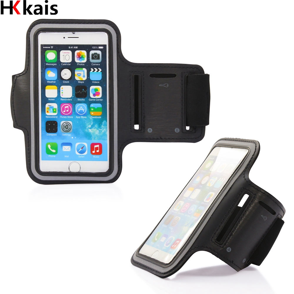 6/6s Sports Gym Armband Case Premium Running Jogging Cover Holder For iPhone 6 6s 4.7 inch Mobile Phone with Key Holder